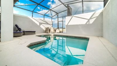 "Photo for ""How to Rent Your Perfect Orlando Home With Pool –3179″ - Five Bedroom Villa, Sleeps 11"