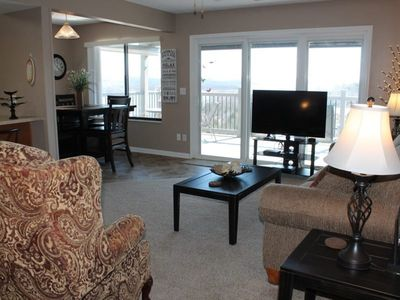 Photo for Spacious and Charming 2bed 2bath Condo- You will Love the Lake Views- Close to everything Branson!