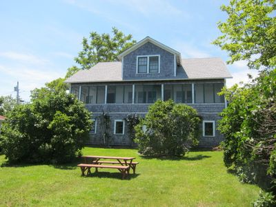 Photo for 1930s Waterfront Cottage on Tuttles Point