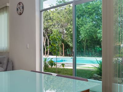 Photo for Beautiful Apartment Punta Estrella with walk in Pool & 24 Hr security