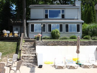 Photo for Sandy Beach Cottage on Silver Lake