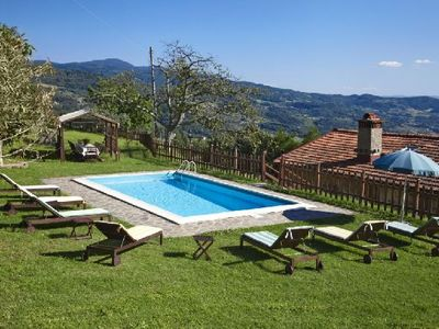 Photo for 8 bedroom Villa, sleeps 16 with Pool and FREE WiFi
