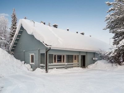 Photo for Vacation home Kiehislevi a  in Kittilä, Lappi - 9 persons, 4 bedrooms