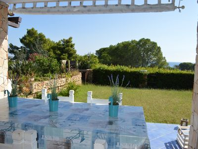 Photo for Villa with garden 200 meters from the sea
