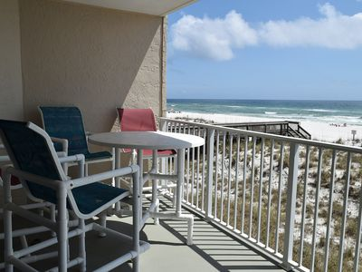 Photo for Spacious and Comfortable Gulf Front Condo!
