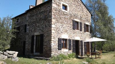 Photo for Beautiful winter or summer holiday home in Font-Romeu-Odeillo-Via