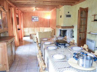 Photo for Vacation home Mendiaux in Saint Gervais - 12 persons, 4 bedrooms