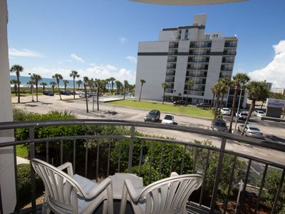 Photo for Oceanview Condo #206 At Meridian Plaza