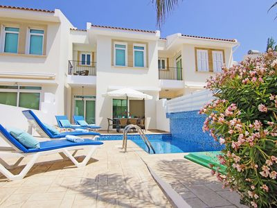 Photo for ELSA - 2Bed Villa within walking distance to Fig Tree Bay Beach