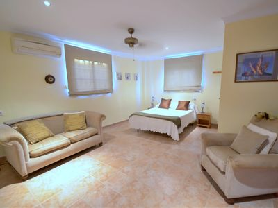 Photo for 1BR Apartment Vacation Rental in Algodonales