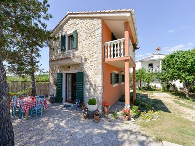 Photo for Holiday house Marija  - Vlasici, Island Pag, Croatia
