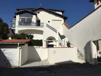 Photo for Charming duplex, St Charles / Miramar area, 200m from the sea