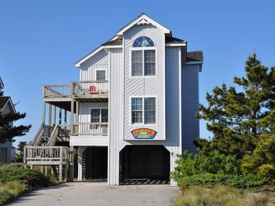 Photo for Pelicans Nest: Pet friendly,  beautiful oceanfront community pool and private hot tub.