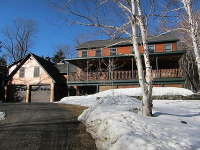 Photo for Spectacular Luxurious Ski/Summer Home -1/4 Mile from Sugarbush South/Golf