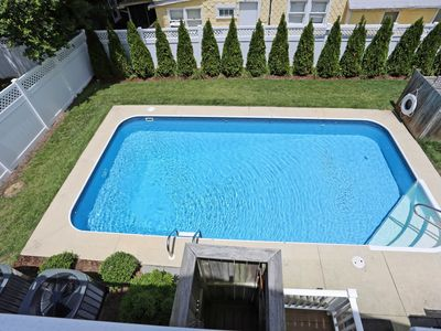 Photo for In town North Rehoboth home with private pool!