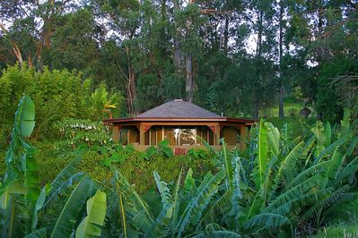 Please see our other cottage the Thai Tree house for availability