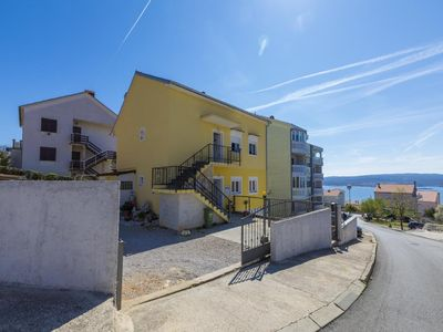 Photo for Apartment Crikvenica for 2 - 4 people with 1 bedroom - Apartment