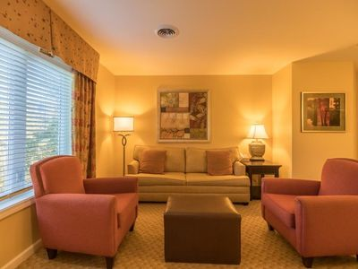 Photo for New England Style 2BR Suite at Vacation Village in the Berkshire