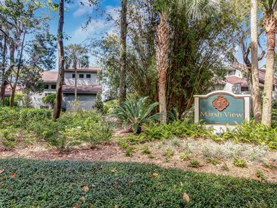 Photo for Elegantly Updated Two Story Condo With Serene Marsh Views- Located in AIP!!!!