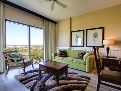 Photo for 50 Steps To The Beach! Heated Pool & Outdoor Spa! Mini-Theater! Sleeps 4!