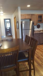 Nicely Furnished First Floor Condo 1/2 Mile from the Lake