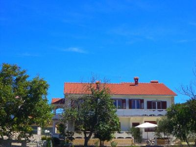 Photo for Holiday apartment Rab for 1 - 10 persons with 4 bedrooms - Holiday apartment