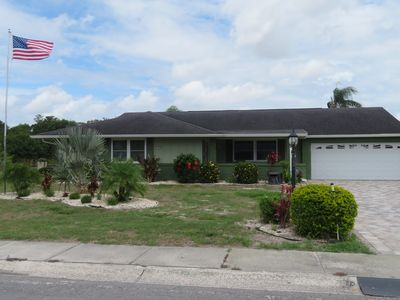 Photo for Beautiful 2 bedroom,  2 bath home with pool on North Lake in Sun City Center, Fl