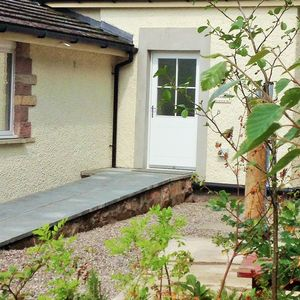 Photo for Spacious two bedroom single storey self catering accommodation. Rural setting.