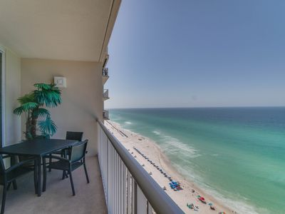 Photo for Oceanfront getaway w/ stunning views, shared pools & hot tubs, tennis, and more!