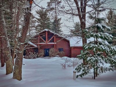 Photo for Smeagle's Terrapin on Lower Gresham: Lakeside 8 acre property in WI Northwoods