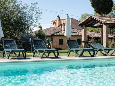 Photo for Luxurious Farmhouse in Ghizzano Italy with Swimming Pool
