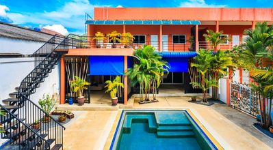 Photo for Jungceylon villa - Private swimming pool and billiards in the heart of Patong