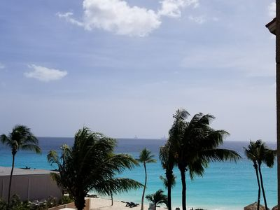Photo for Oceanfront resort, Casa del Mar Beach Resort, Aruba