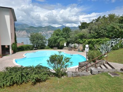Photo for Apartment Candor With Pool - Apartment for 5 people in Cassone