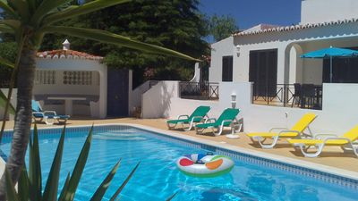 Photo for Perfectly Happy-villa with sea view and pool for families