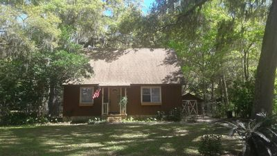 Photo for Cozy & Peaceful Chalet Style Home Brooksville FL