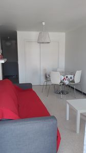Photo for Apartment for 4 people on the port of meze