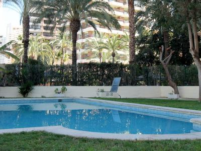 Photo for Apartment Waldorff in Benidorm - 4 persons, 1 bedrooms