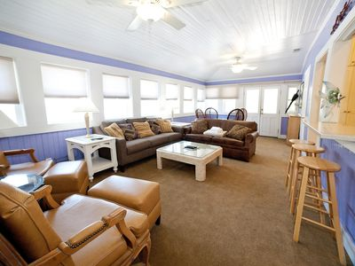 Photo for Tybee Island 3 BR Suite near Beach & Attractions w/ Full Kitchen and WiFi
