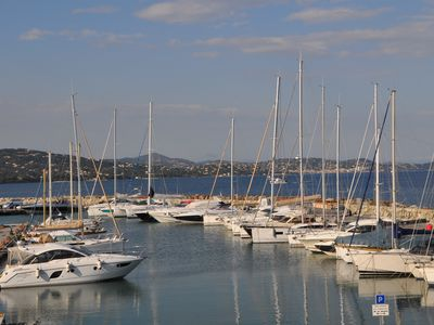 Photo for Located in the heart of the Gulf of Saint-Tropez, the Marines de Cogolin. With sea view