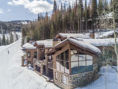 Photo for Alpine Sky Colony Estate | Ski-in/Ski-out | Private Hot Tub & Sauna | Concierge Services