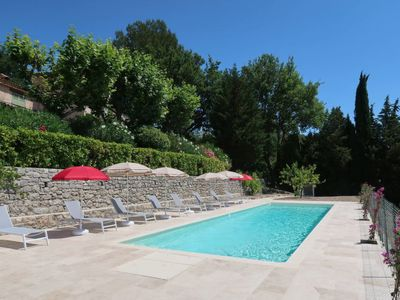 Photo for Vacation home Domaine de Bramafan (PLS121) in Plascassier - 6 persons, 3 bedrooms