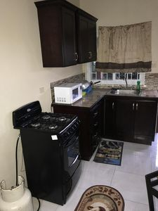 Photo for Cozy 1 Bedroom Apt B1 AC, Kitchen, Bath & FREE Cleaning.