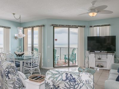 Photo for HAVE A BALL with Kaiser in Phoenix V #1417: 3 BR/2 BA Condo in Orange Beach Sleeps 10