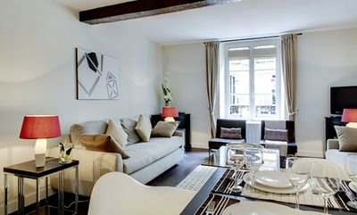 Photo for 2 bedrooms in the Marais!