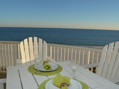 Photo for 2 NIGHT-JUNE 28-30 OPEN! BEAUTIFUL SUNSETS * 4TH FLOOR*BEACH FRONT* TRADEWINDS *