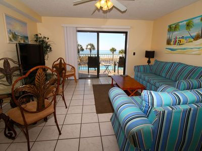 Spectacular ocean view and private balcony access