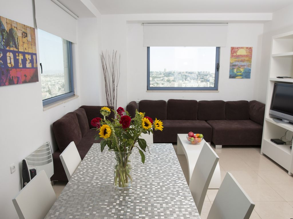 Windows of Jerusalem - 2 Bedroom Standard Photo 1