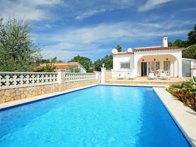 Photo for This 2-bedroom villa for up to 4 guests is located in Lloret De Mar and has a private swimming pool