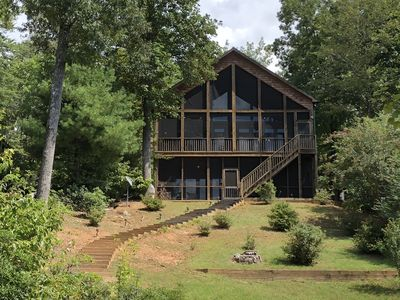 Photo for Come Relax on Lake Lure - Enjoy Beautiful Mountain Views